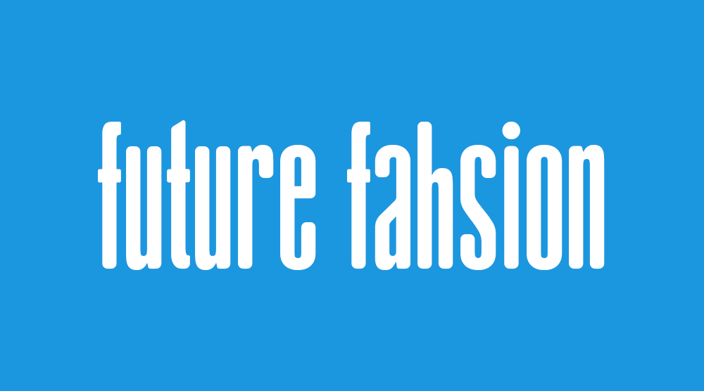 Contact page header image for Future Fashion event
